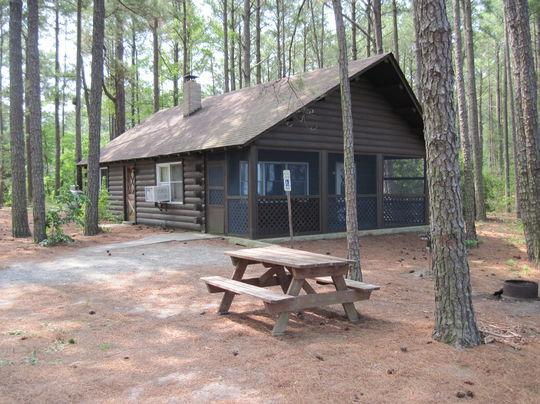 10 Maryland State Parks with Big Family Cabins