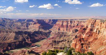 Grand Canyon's North and South Rims, East and West Entrances – Which to Visit