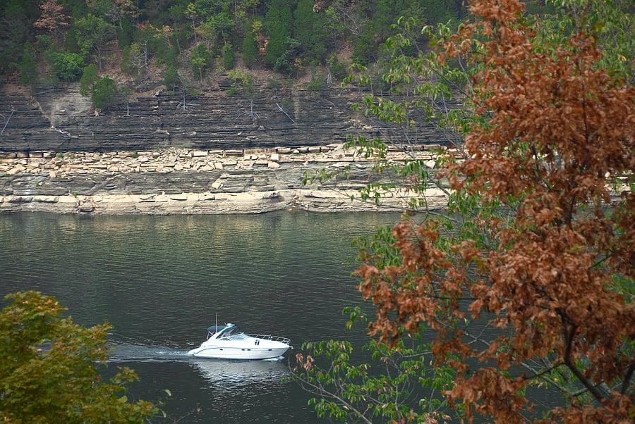 view of Lake Cumberland Kentucky