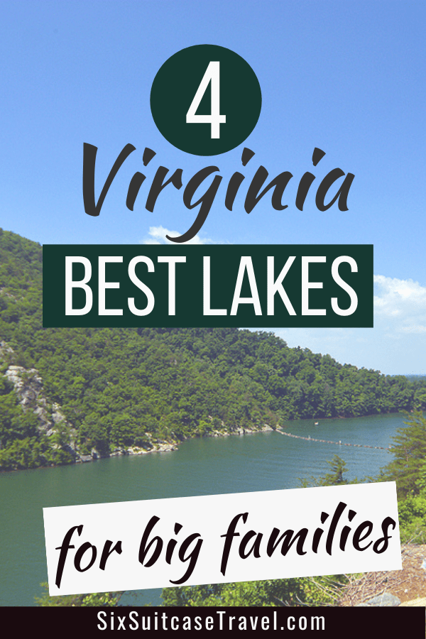 best virginia lake s for big family lake home vacation rentals