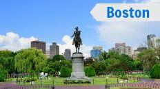 Boston hotels for big families
