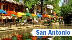 San Antonio hotels for big families of 5, 6, 7, 8