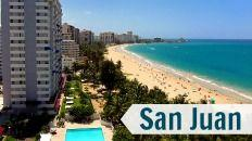 San Juan  hotels for big families of 5, 6, 7, 8