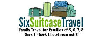Hotels for 5, 6, 7, 8 | SixSuitcaseTravel