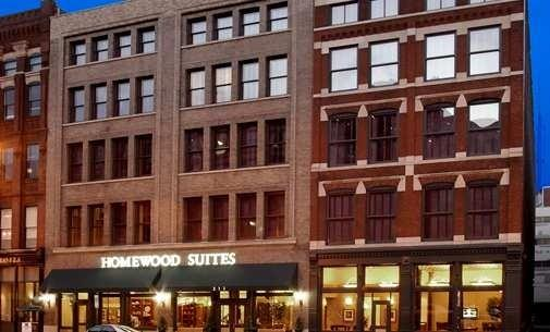 Exterior: Homewood Suites Downtown, Indianapolis