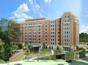 Homewood Suites Arlington Rosslyn Key Bridge