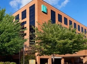 Embassy Suites Washington DC Georgetown