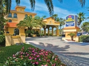 Best Western Seaside Inn St. Augustine Beach