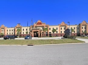 Hampton Inn & Suites New Iberia Avery Island