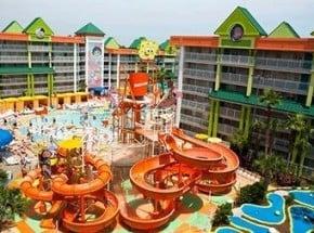 Holiday Inn Resort Orlando Suites - Waterpark (was Nickelodeon Resort)