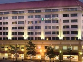 Embassy Suites Chevy Chase Pavillion