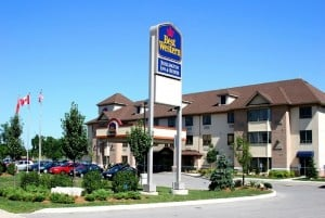 Best Western Burlington Inn & Suites