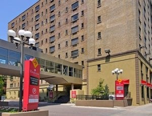 Ramada Plaza Downtown Toronto