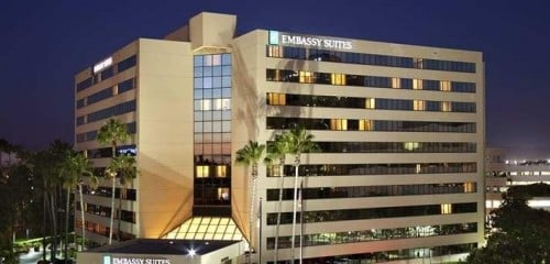 Embassy Suites Irvine - Orange County Airport